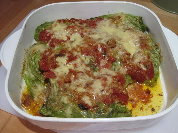 Stuffed Cabbage Leaves |